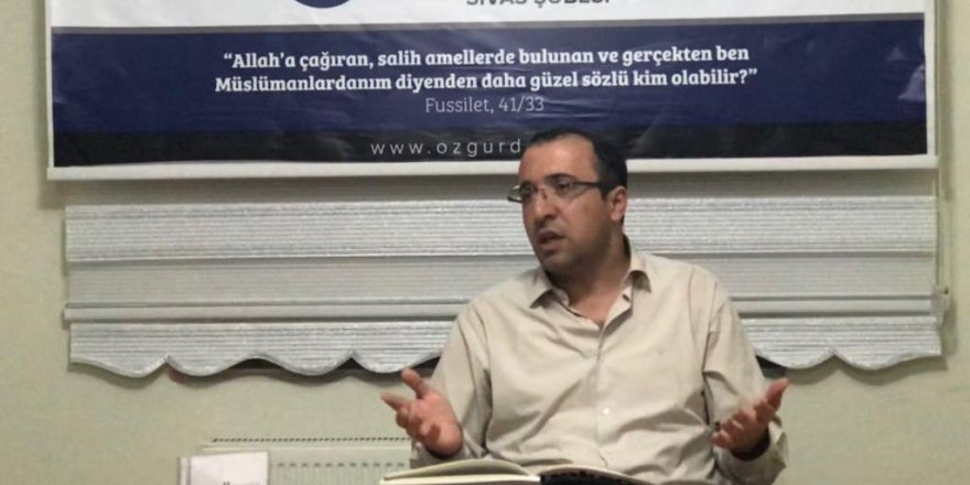 """Sivas Özgür-Der'de """"Toplumsal Cinsiyet Eşitliği"""" Konuşuldu"""