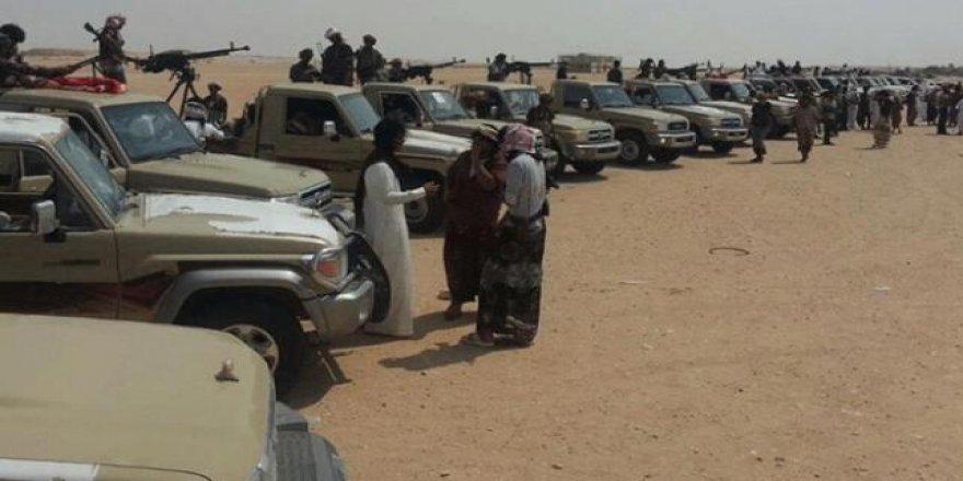 Yemen'in El-Mehra Kentinde Kabilelerden Suudi Arabistan'a Uyarı