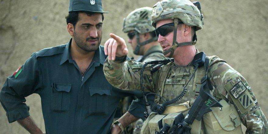 Afganistan'da ABD Askeri Kabil Hükümeti Güçlerine Ateş Açtı: 5 Ölü