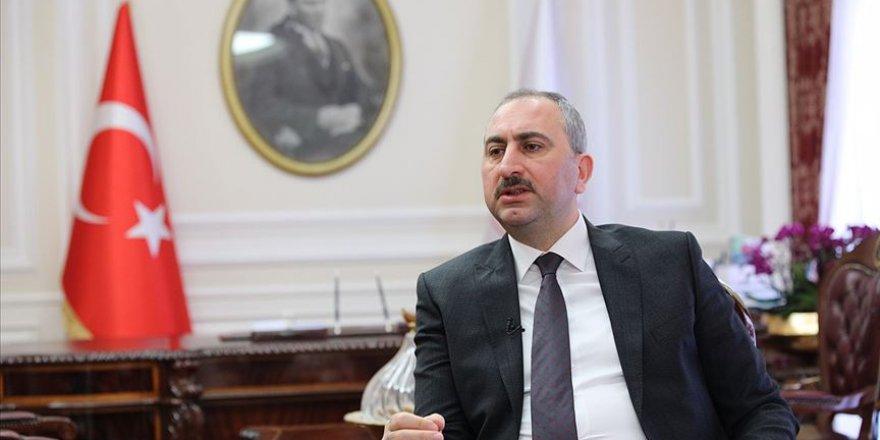 Adalet Bakanı Gül'den AP'nin Türkiye Kararına Tepki