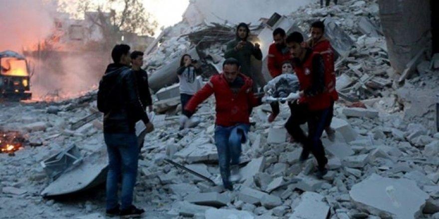 İşgalci Rusya İdlib Şehir Merkezine Saldırdı!