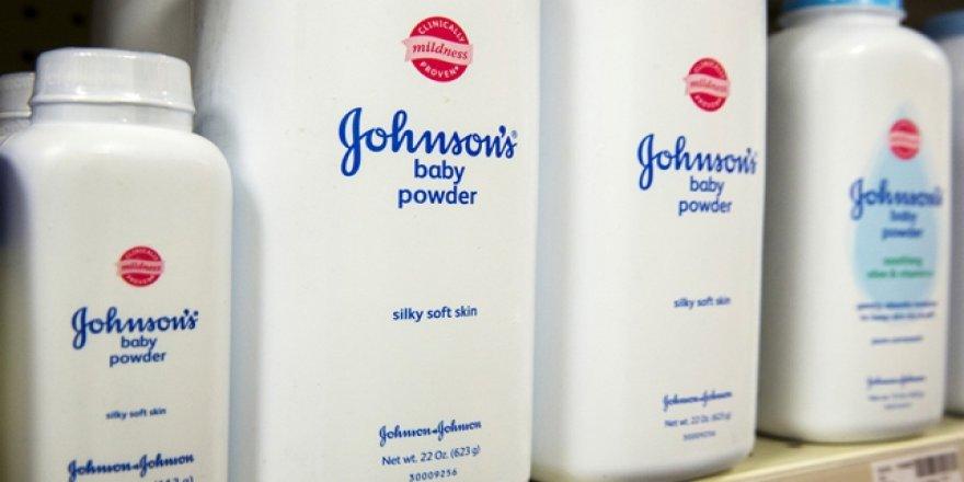 Johnson & Johnson Bebek Pudrasına 29 Milyon Dolar Tazminat Cezası