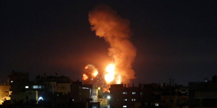 """BM Komisyonundan İsrail'e """"Savaş Suçu"""" Israrı"""