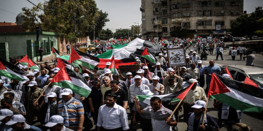 Gazze Şeridi'nde Büyük Dönüş Yürüyüşüne 1 Gün Ara