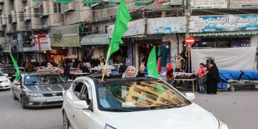 İsrail'in 2 Yıl Önce Tutukladığı Gazzeli Kadın Serbest