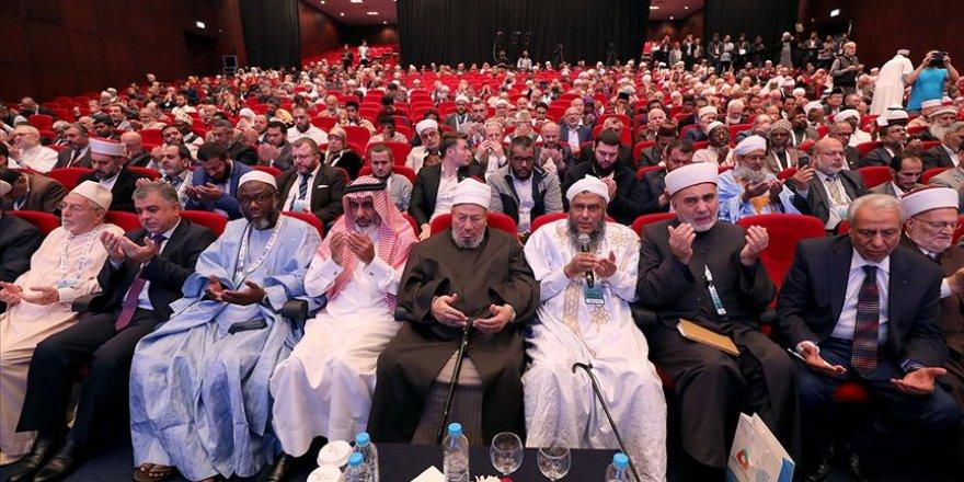 Dünya Müslüman Alimler Birliğinden Yeni Zelanda'ya Çağrı