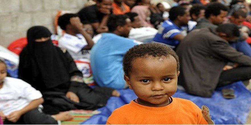 Yemen'de 400 Bin Çocuğun Acil Yardıma İhtiyacı Var