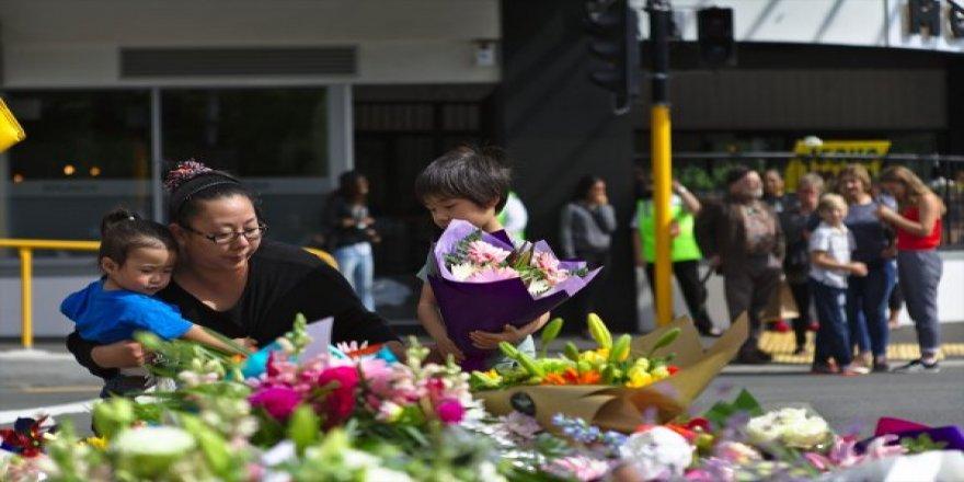 Yeni Zelandalılardan Terör Saldırısına Tepkiler
