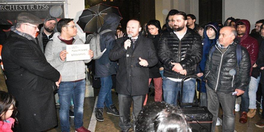 Viyana'da Irkçı Söylemlere Karşı Gösteri