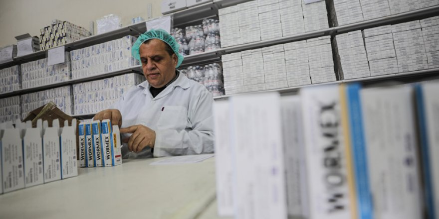 Gazze'nin Tek İlaç Fabrikası İsrail Ablukasına Direniyor