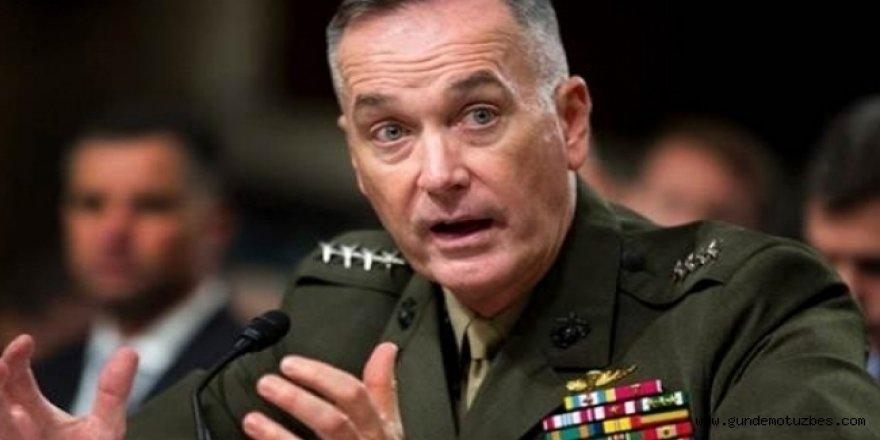 Pentagon'dan 'Suriye'de Bin Asker Kalacak' İddiasına Yalanlama