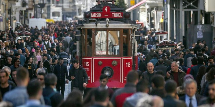 İstanbul Nüfusuyla 131 Ülkeyi Geride Bıraktı