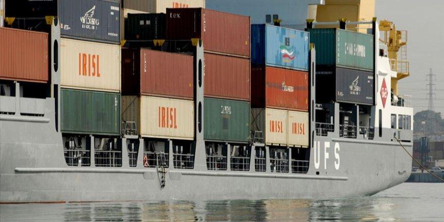 İran'da 153 Konteyner Yüklü Gemi Battı