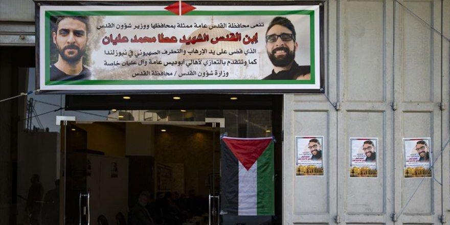 """""""Yeni Zelanda'da Şehit Oldu, Ateşi Filistin'e Düştü"""""""
