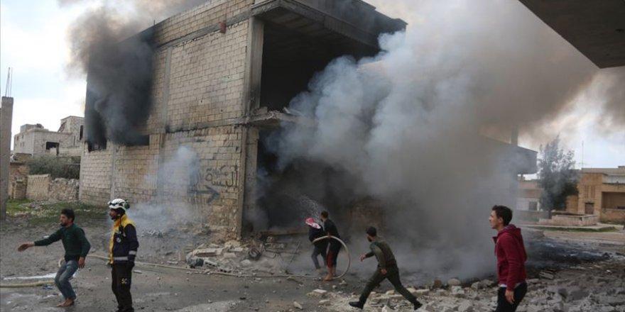 Suriye'de Koalisyon Güçleri 3 Bin 35 Sivili Katletti