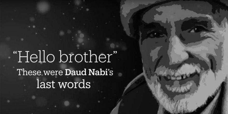 Davud Nabi'nin Son Sözü '#HelloBrother' İçin Özel Video