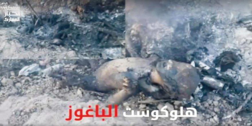 ABD ve PKK Deyrizor'da İnsanları Katletti! Diri Diri Toprağa Gömdü