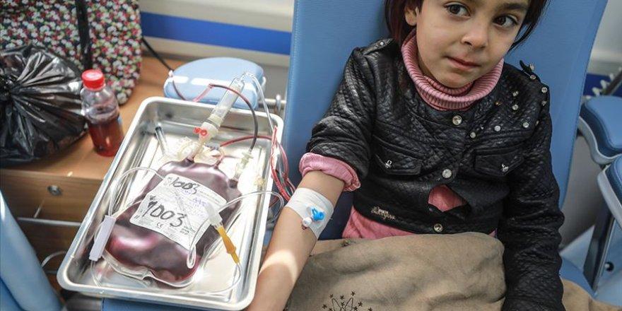 Gazze'de Yeni Çocuk Onkoloji Bölümü Açıldı
