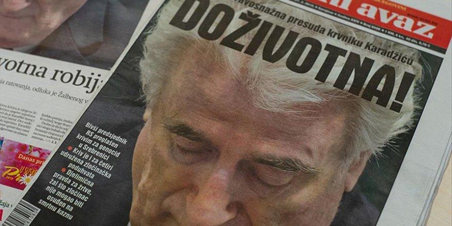 Savaş Suçlusu Karadzic'in İdeolojisi, Irkçı Sırplarda Hâlâ Canlı