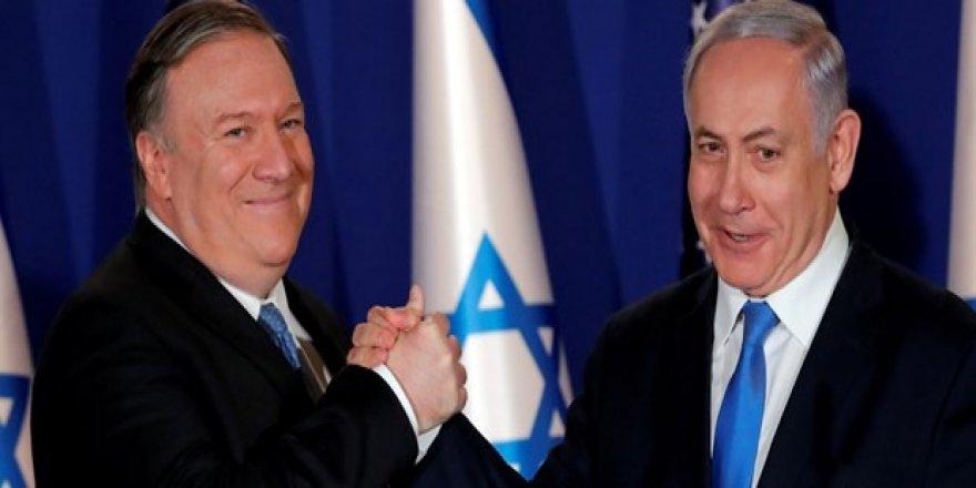 Pompeo: Tanrı, Trump'ı Yahudileri Kurtarmak İçin Göndermiş Olabilir
