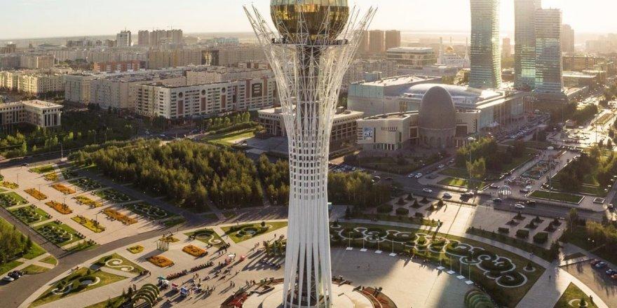 """Astana'nın İsmi Resmen """"Nursultan"""" Oldu"""