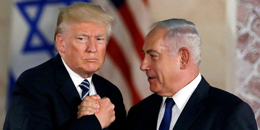 Trump Golan Tepeleri'nde ''İsrail'in Egemenliğini'' Tanıyan Belgeyi İmzalayacak