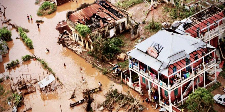 BM: Idai Kasırgasında 600'den Fazla İnsan Öldü