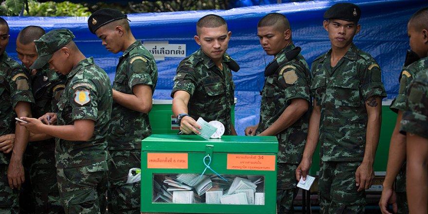 Tayland'da Darbeden 5 YılSonra İlk Genel Seçim