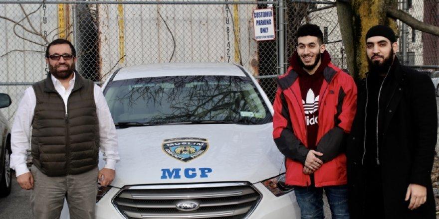 """New York'ta """"Müslüman Toplum Devriyesi"""" Göreve Başladı"""
