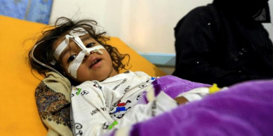 Yemen'de Kolera Salgınından Ölenlerin Sayısı 190'a Yükseldi