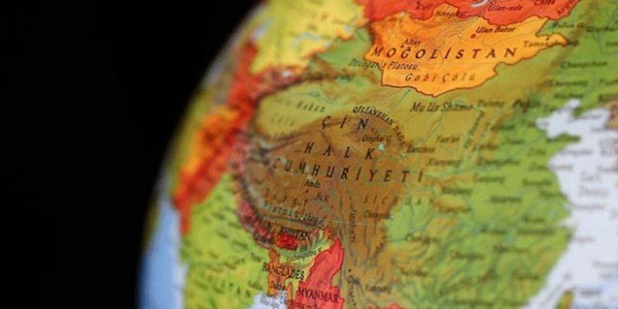 Çin'de 30 Bin Dünya Haritası İmha Edildi