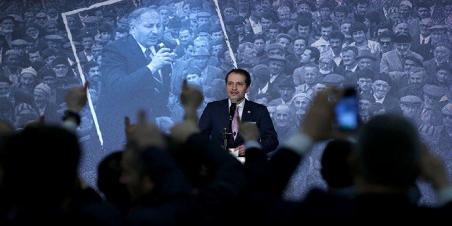 """Fatih Erbakan: Saadet """"Milli Görüş"""" Değil"""