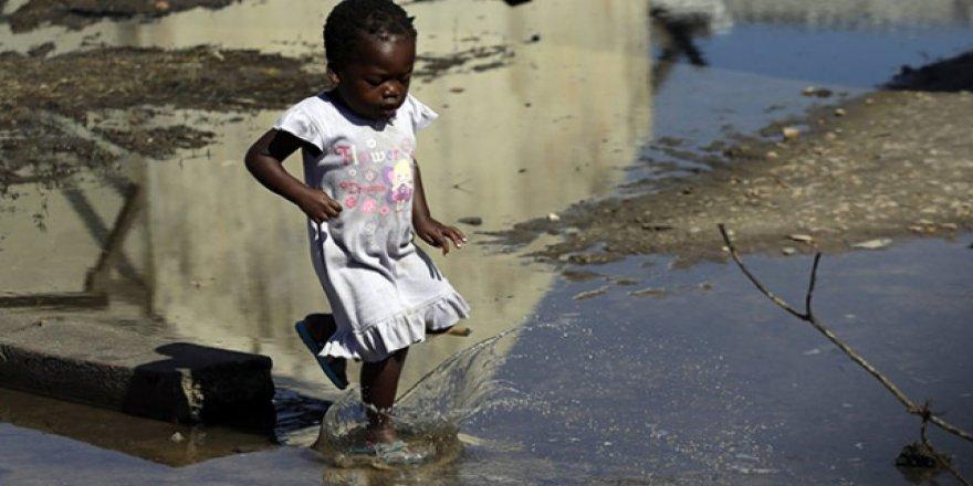 Idai Kasırgasından Sonra Mozambik Kolera İle Karşı Karşıya