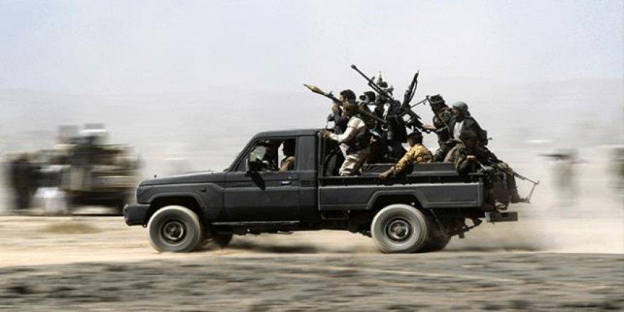 Yemen'de İç Savaş 5'inci Yılına Girdi