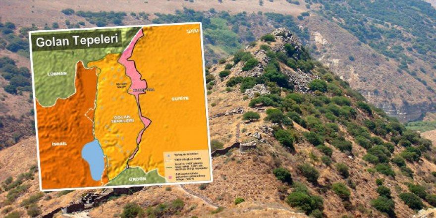 Siyonist İsrail Golan Tepelerindeki Yahudi işgalci sayısını 2 katına çıkaracak