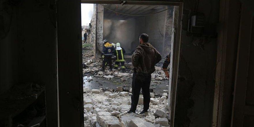 Af Örgütü: 'Esed Rejimi Sivilleri Bilinçli Olarak Vuruyor'