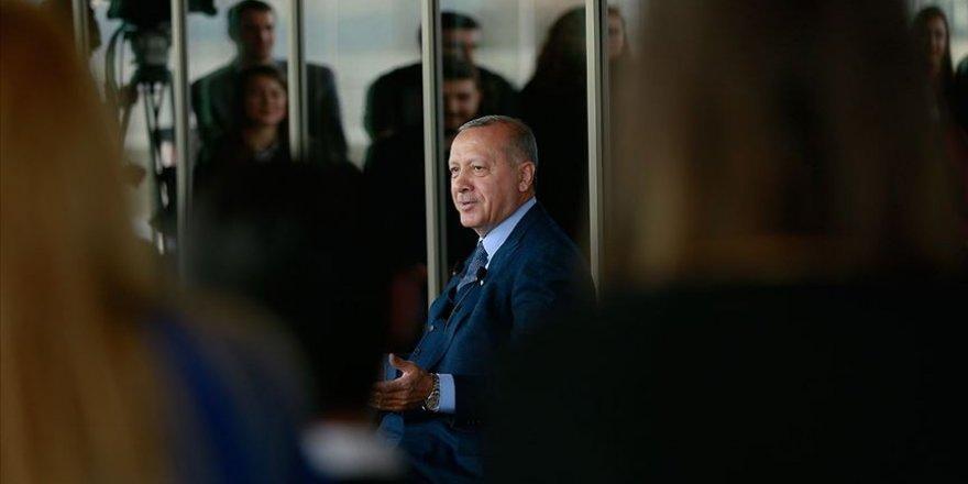 Cumhurbaşkanı Erdoğan: 'Dövizdeki Dalgalanma Türkiye Seçime Giderken Siyasi Dayatmadır'
