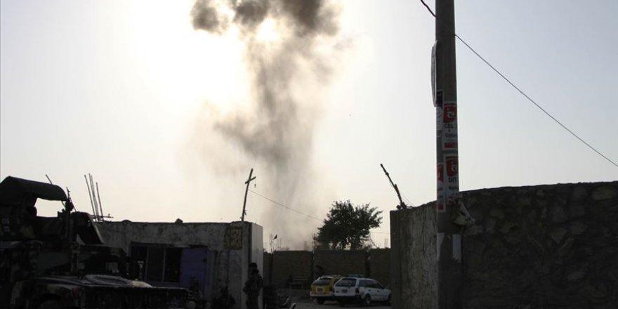 Afganistan'da Okul Bombalandı!