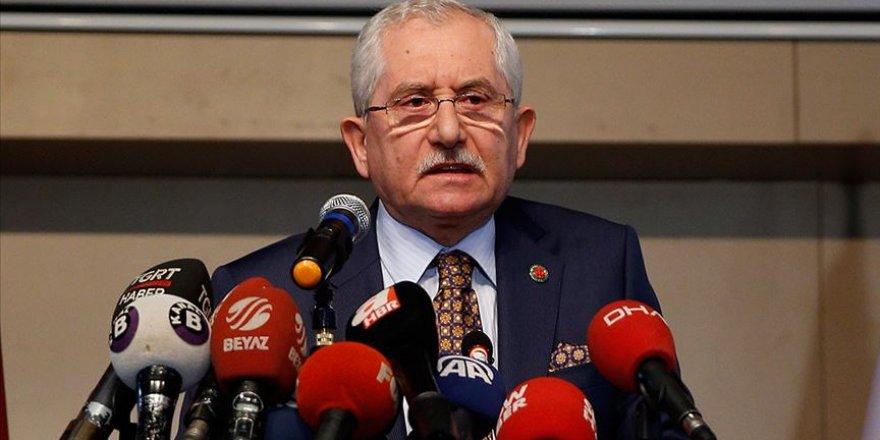 YSK Başkanı Açıklama Yaptı: Verilere Göre İmamoğlu Kazandı