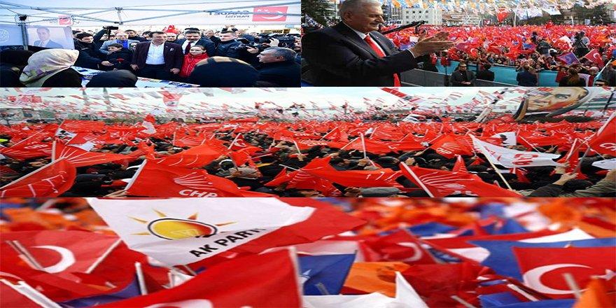 Seçmenin AK Parti'ye Verdiği Mesaj