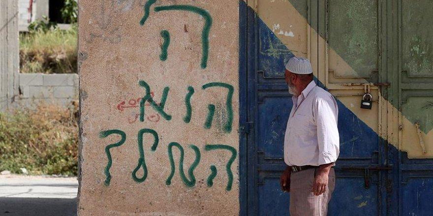 Doğu Kudüs'te Fanatik Yahudilerden Irkçı Saldırı