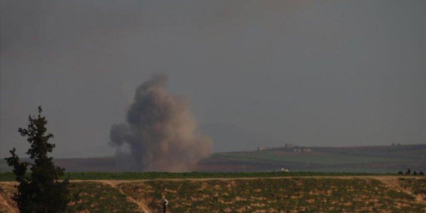 Esed ve İşbirlikçisi İran İdlib'e Saldırdı