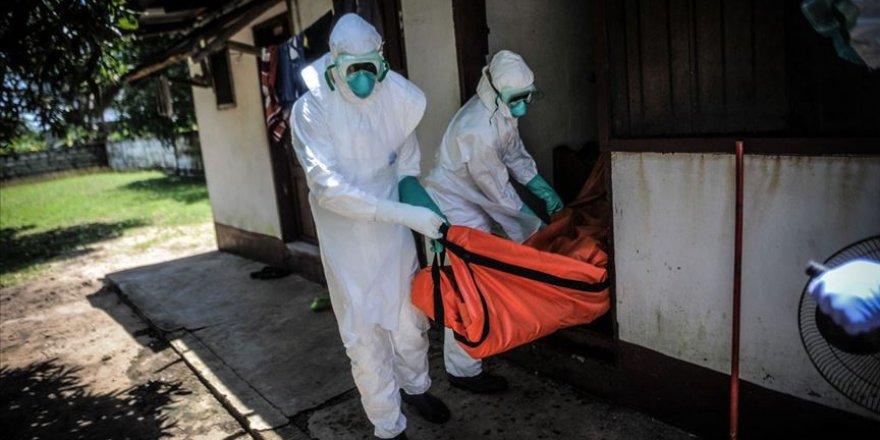 Kongo'daki Ebola Salgınında Ölü Sayısı 610'a Çıktı