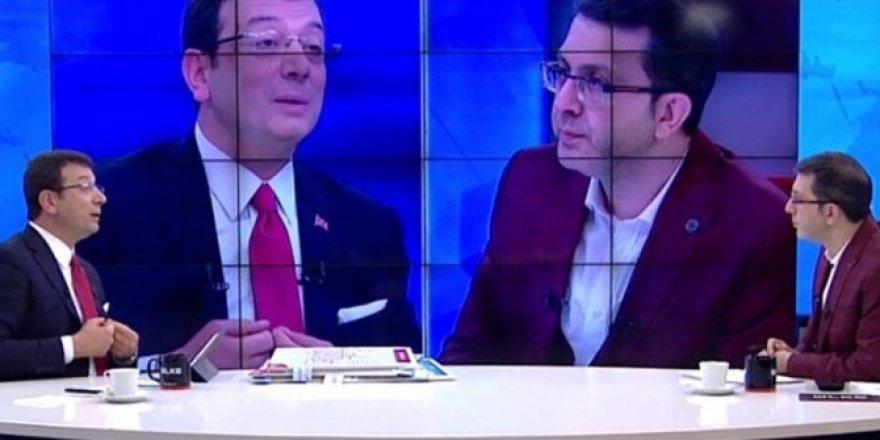 Ekrem İmamoğlu Turgay Güler'e Teşekkür Etmeyi Unutmamalı!