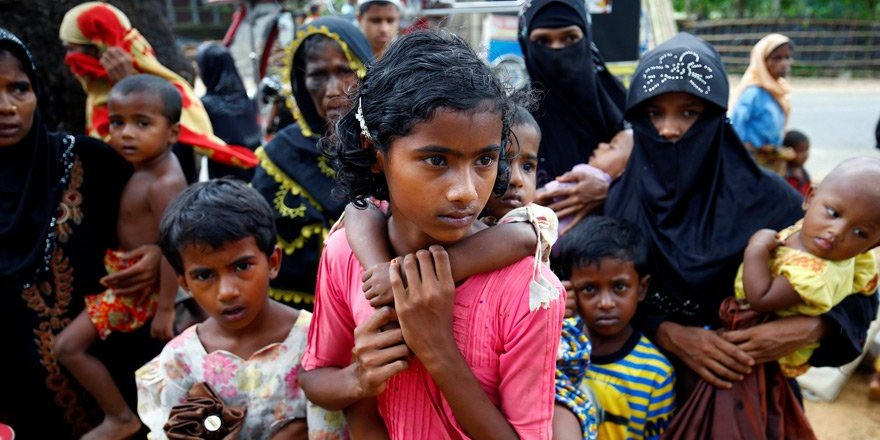 Bangladeş'ten Myanmar'a Arakanlı Müslümanlar için Çağrı