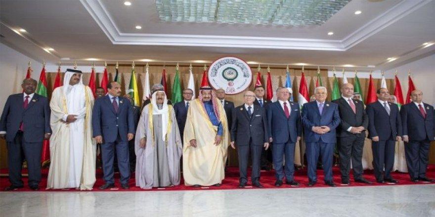 Ortadoğu'nun Sorunlarına Gözüne Kapatmış Arap Birliği Kafayı Türkiye'ye Takmış!