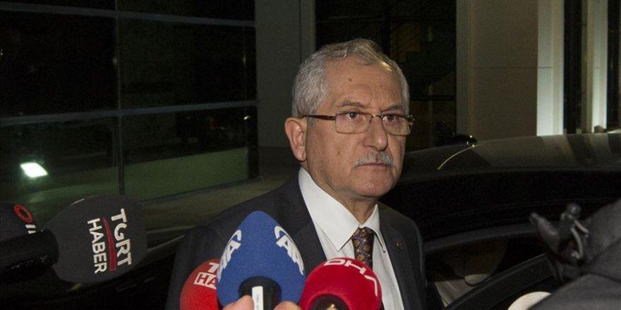 YSK Başkanı Güven: İtirazlar Bazında Tek Tek Açıklama Yapmayacağım