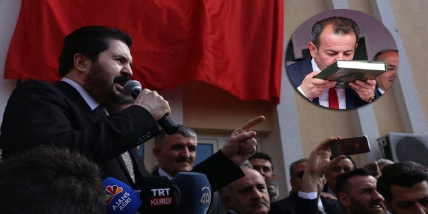 CHP'li Özcan'a Tepki Gösteren Savcı Sayan Bolu'daki Suriyelileri Ağrı'ya Davet Etti