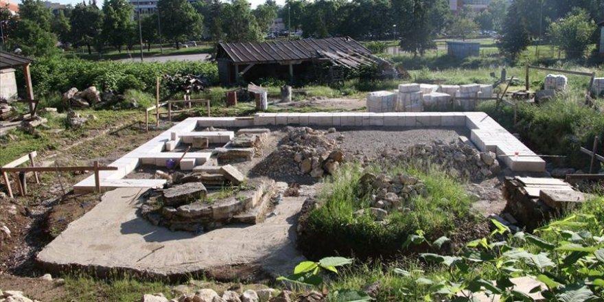 Bosna Hersek'te Cami İnşaatına Irkçı Saldırı