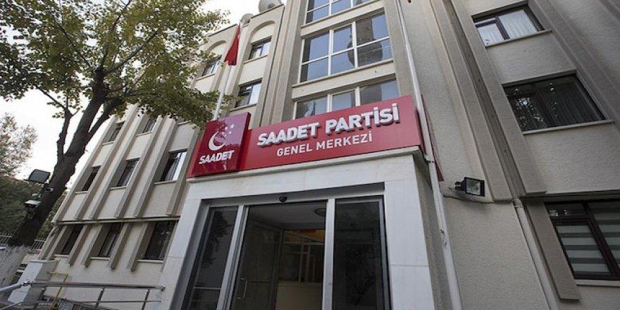 Saadet Partisi'nin Genel Merkezi Boşaltılıyor
